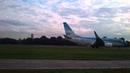 Aeropuerto de Buenos Aires Jorge Newbery. Aterrizar y despegar