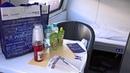 Mit dem EuroNight Nachtzug von Hamburg Altona nach Wien Hbf EN491, EN490