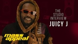 Studio Interview with Juicy J Mass Appeal