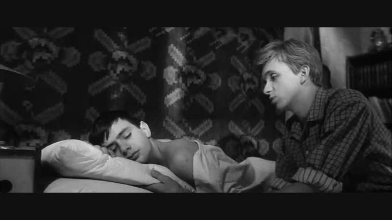 Я шaгaю пo Mоскве, мелодрама, комедия, киноповесть, СССР, 1963