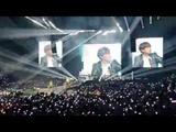 181009 [Talk 3 + Boyz With Fun + Attack on Bangtan clip] BTS (방탄소년단) LOVE YOURSELF London Concert 직캠