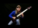 Ludwig van Beethoven - Moonlight Sonata ( 3rd Movement ) Tina S Cover