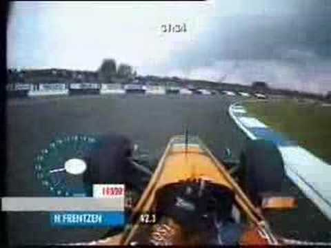 2002 Arrows a23 qualifying sliverstone