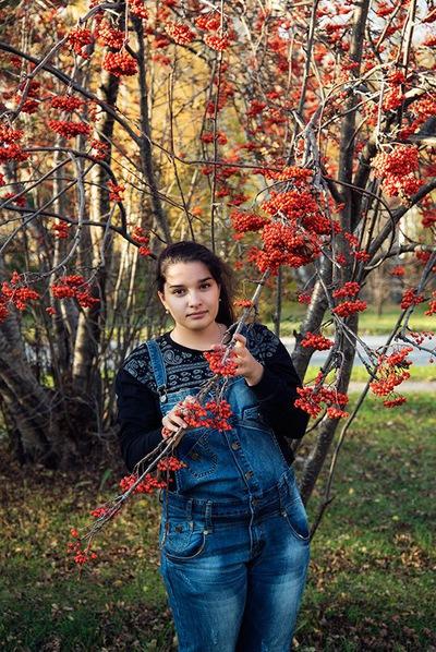 Анастасия Задорова