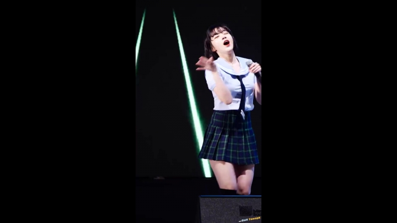 [PERF] 171205 TAHITI - Skip (Ari) @ The 54th Coex Urban Park Kpop Concert
