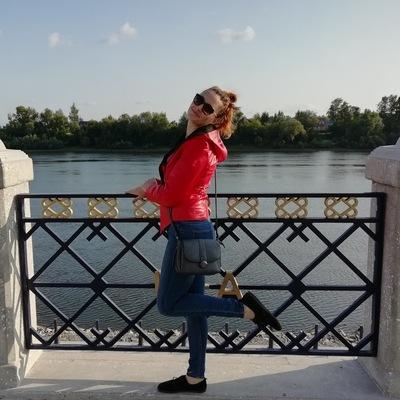 Анастасия Бикмухаметова