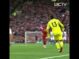 Liverpool, Alisson - Cool under pressure
