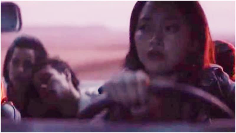 Убийственный класс 1 сезон 5 серия Сайя и Мария 2