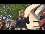 Ilse DeLange OK ZDF-Fernsehgarten 13.05.2018