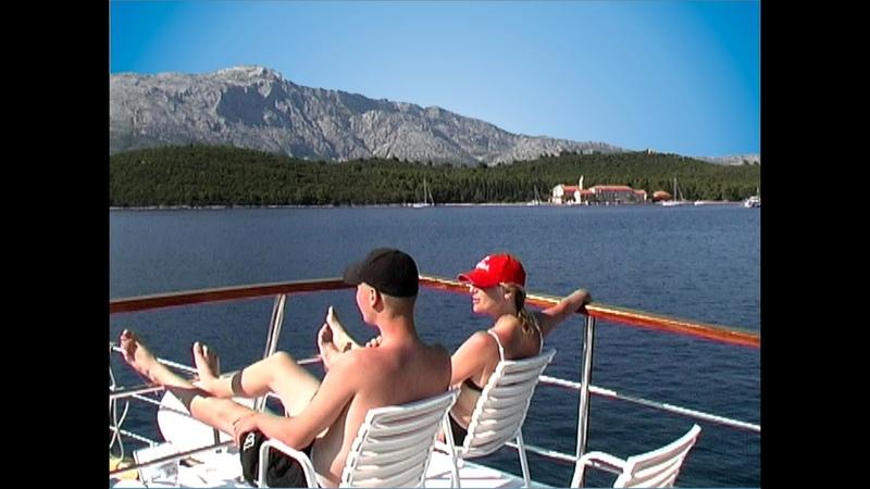Kroatien Inselwelt Dalmatien 5 Von Dubrovnik zur Insel Mljet Kreuzfahrt