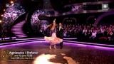 Dancing With the Stars. Taniec z Gwiazdami 9 - Odcinek 2 - Agnieszka i Stefano