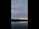 В ожидании рассвета .. Финский залив