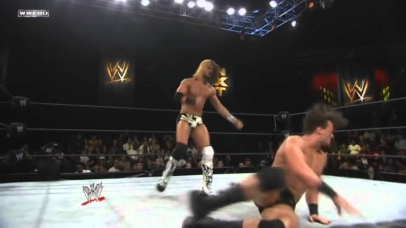 Seth Rollins (Tyler Black) vs Drew McIntyre NXT 7/25/12 Highlights