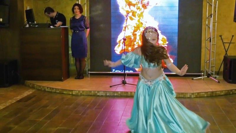 Соло Александра Куликова. Elena Amany party 25.03.2018г.