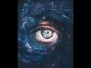 Глаз галактики (чёрной дыры, поглощающей звёзды и свет)