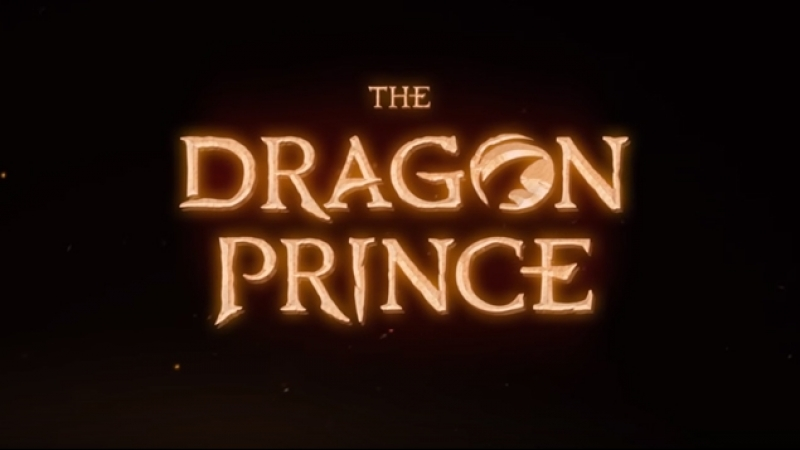 The Dragon Prince s01e01 - Echoes of Thunder rus sub