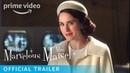 The Marvelous Mrs Maisel Season 2 Official Trailer Prime Video