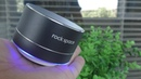 Новинка Bluetooth колонка ROCK с кучей функций ТЕСТ ► Посылка из Китая AliExpress