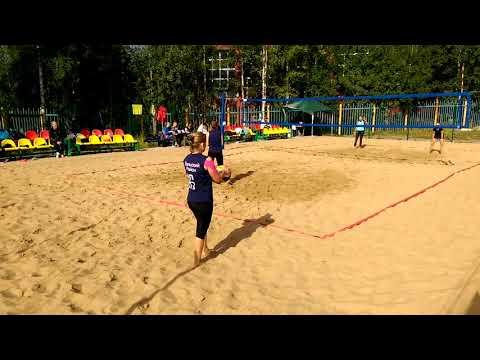 Пляжный волейбол Апатиты