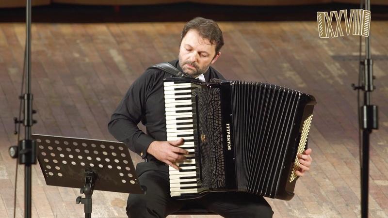 MELOCCHI Ballettomania - Mirco Patarini, accordion / МЕЛОККИ Балетомания - Мирко Патарини