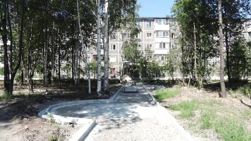 Благоустройство, Красноуральск