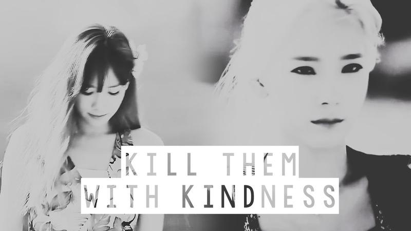 Kim Taeyeon (Girls' Generation) - Kill 'em with kindness FMV