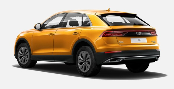 Дизельный Audi Q8 в России: объявлена цена