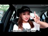 YoonСharmi - Korean Baddie Makeup Look [рус.саб]