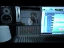 Мерада запись вокала на песню Сябра Байк
