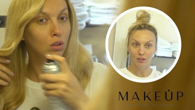 Секреты ухода за волосами от Оли Поляковой