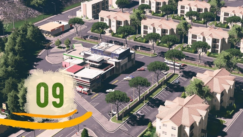 Cities Skylines Flaire Stairway To Flaire