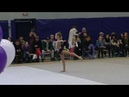 Художественная гимнастика дети Иванова Алиса