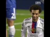 Гол Салаха за «Базель» в ворота «Челси»