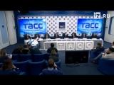 Пресс-конференция по работе пожарных служб во время трагедии в ТРЦ