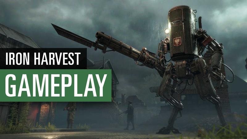 Iron Harvest GAMEPLAY | 20 Minuten der Alpha gespielt