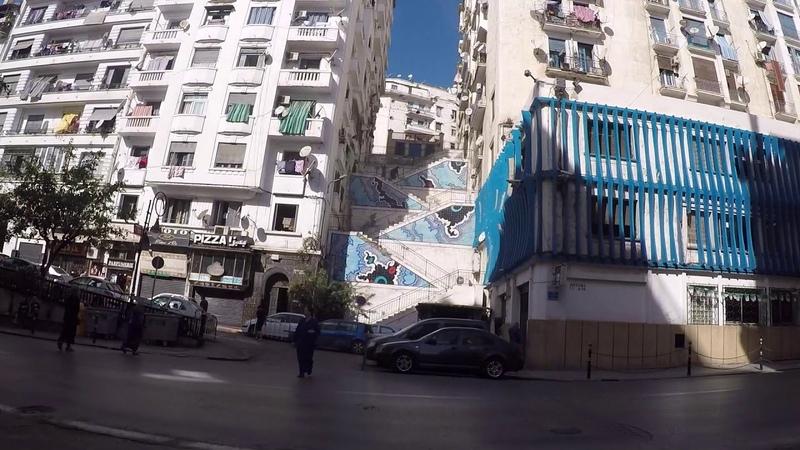 Algeria Algiers City Center, Gopro Algérie Alger Centre ville, Gopro