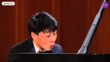 George Li plays Tchaikovsky Theme and Variations in F major, Op 19 No 6
