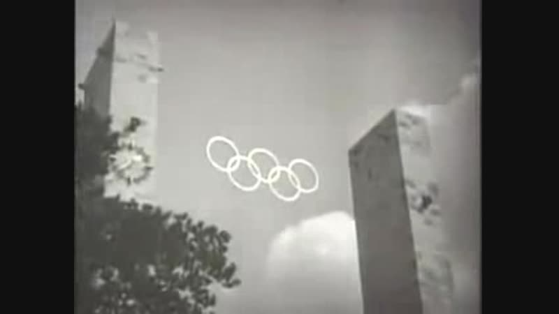 1936 год. Германия.Олимпиада.Первая в мире прямая футбольная трансляция.