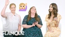 Amy Schumer Aidy Bryant Emily Ratajkowski Show Us the Last Thing On Their Phones Glamour