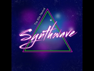 Nice synthwave video