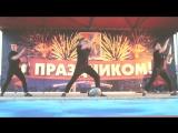 OFB aka Offbeat Orchestra - Пати-Ракеты @ День Города Камень-на-Оби