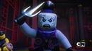 Мультфильм Лего ниндзяго - 8 cезон 8 серия HD