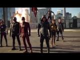 Simon Curtis - Superhero (The Flash, Arrow and Supergirl, DCs LOT) 2017