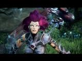 Darksiders III Gameplay - Boss Fight