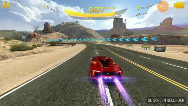 Lykan Hypersport Mastery 3: Nevada R