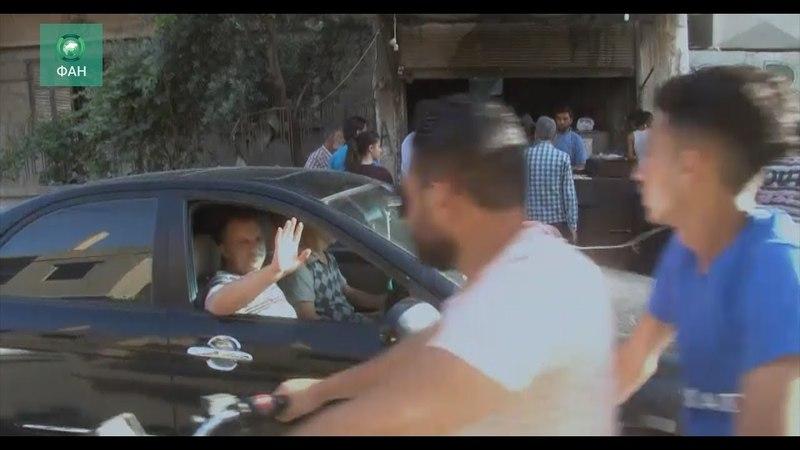 Сирия: жители Дейр-эз-Зора протестуют против курдской оккупации восточного берега Евфрата