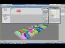 Thinking Particles 2012 Quake Webinar 02 - Ground High Res Russian language