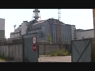 Chernobyl 2001 - when the tourism to the Exclusion zone started