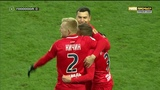 Динамо - Енисей. 1:2. Дмитрий Ятченко, Российская Премьер-Лига, 15 тур 24.11.2018