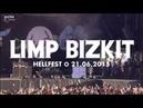 Limp Bizkit Live at Hellfest, 21 06 2015